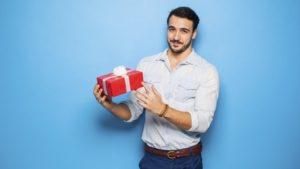 moško darilo